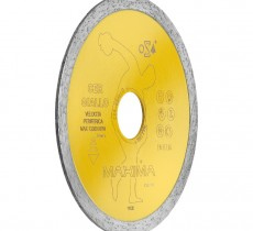 DISCO DIAMANTATO D. 115 mm CER GIALLO