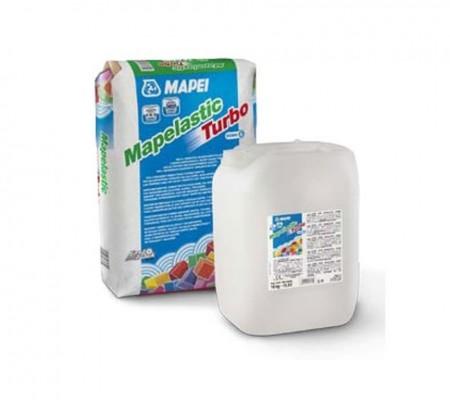 Mapei Mapelastic Turbo A B Kg 36 Ib Shop